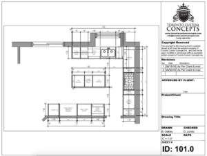 Toronto Kitchen Floor Plans