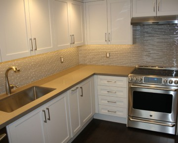 Toronto Bay Bloor Kitchen