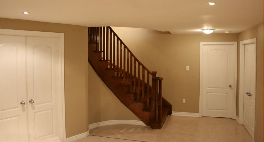 Oakville basement renovator for Basement concepts