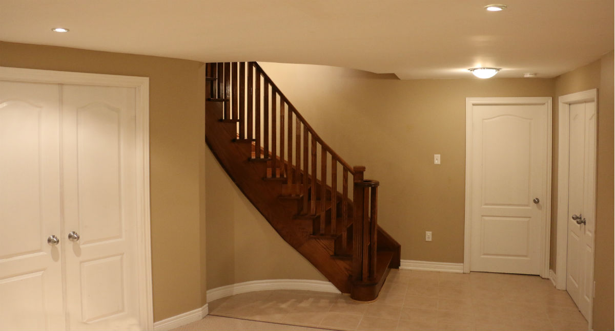 Basement Renovation Oakville