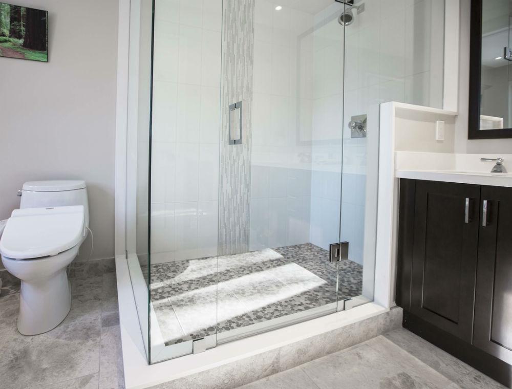 Glass Shower Bathroom