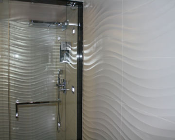 Bathroom Shower Walls