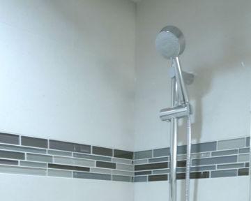 Bathroom Tiles Feature