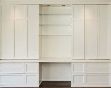 Builtin Wall Unit