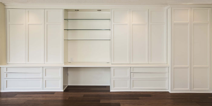 Buil-in Wall Unit