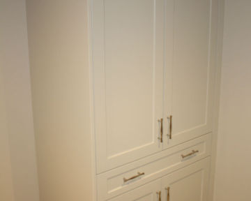 Cabinet Maker Upper Storage