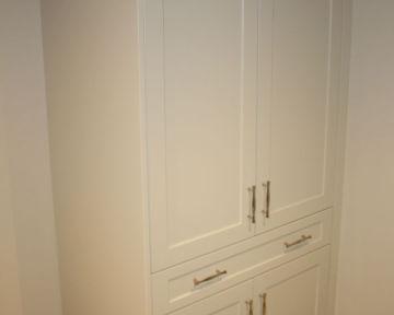 Cabinet Maker Upper Storage