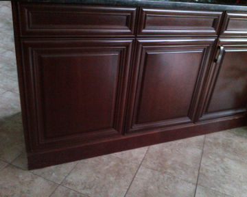 Cherrywood Kitchen Reface