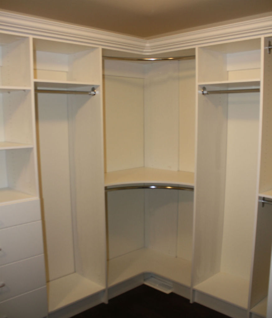 Closet Corners Toronto Custom Concepts Kitchens