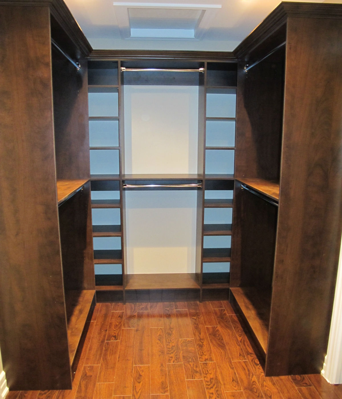 Mens walk in closet toronto custom concepts kitchens - Mens walk in closet ...