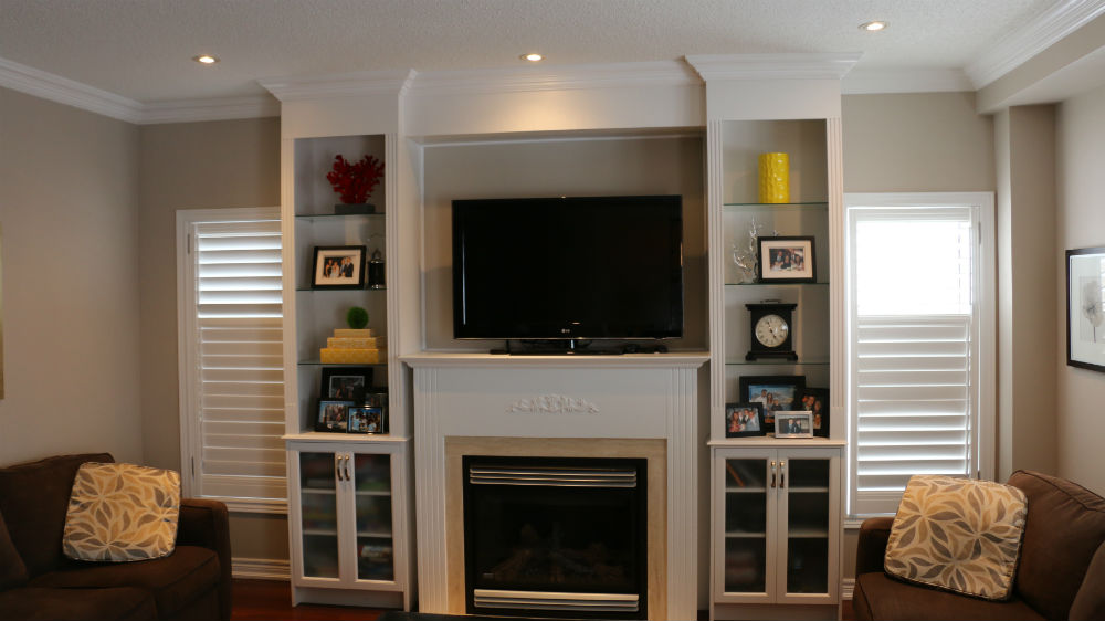 Custom Built Wallunit