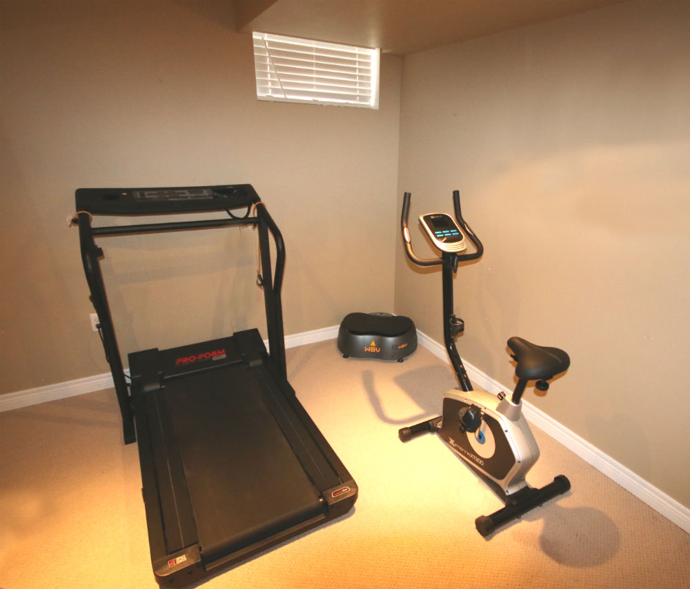 Exercise Gym Room
