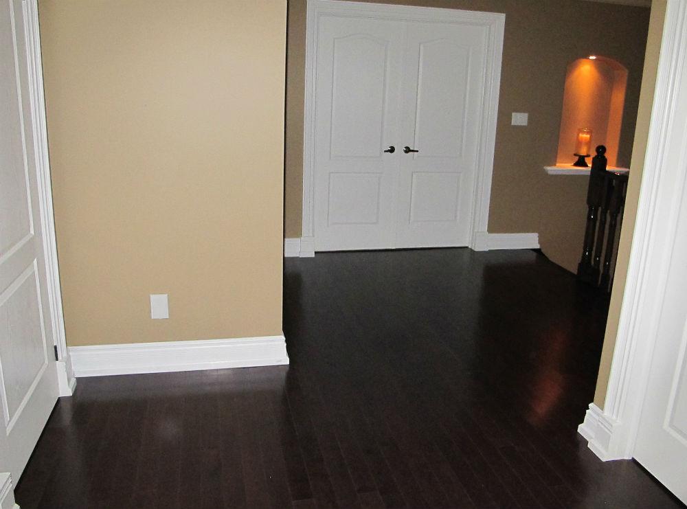 Flooring Hardward Upstairs