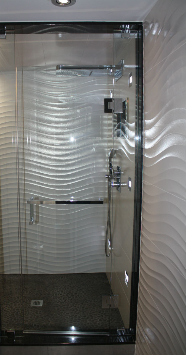 Glass Shower Tiles