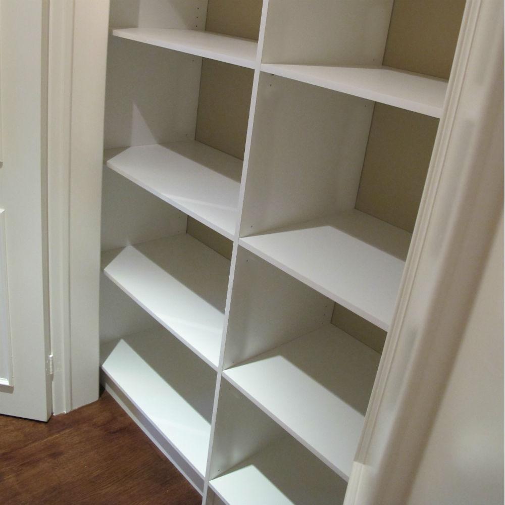 ReachIn Closet Shelves