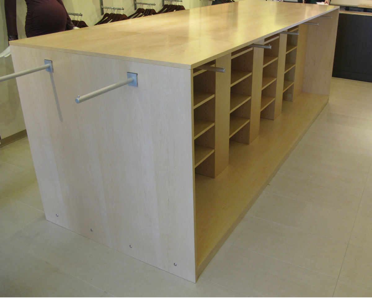 Retail Store Storage