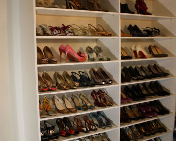 High Heel Shoe Closet