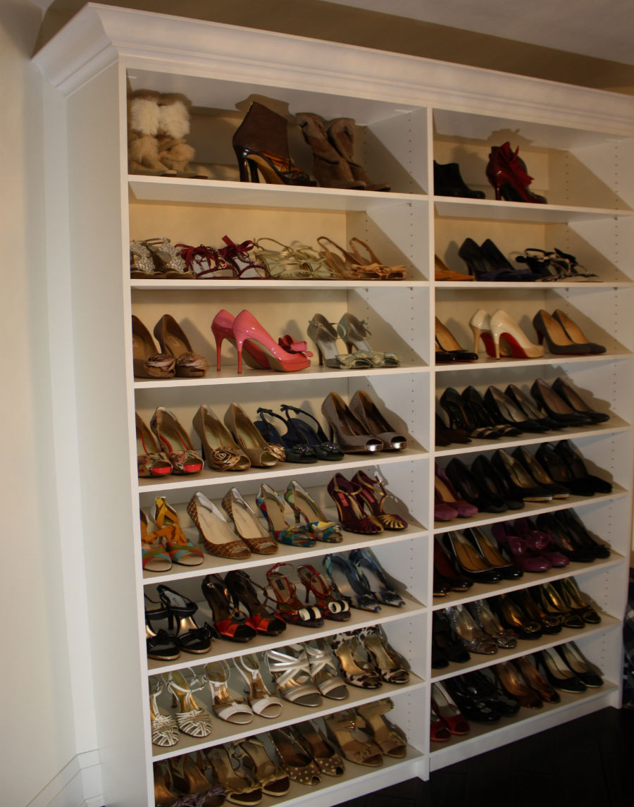 High Heel Shoe Closet