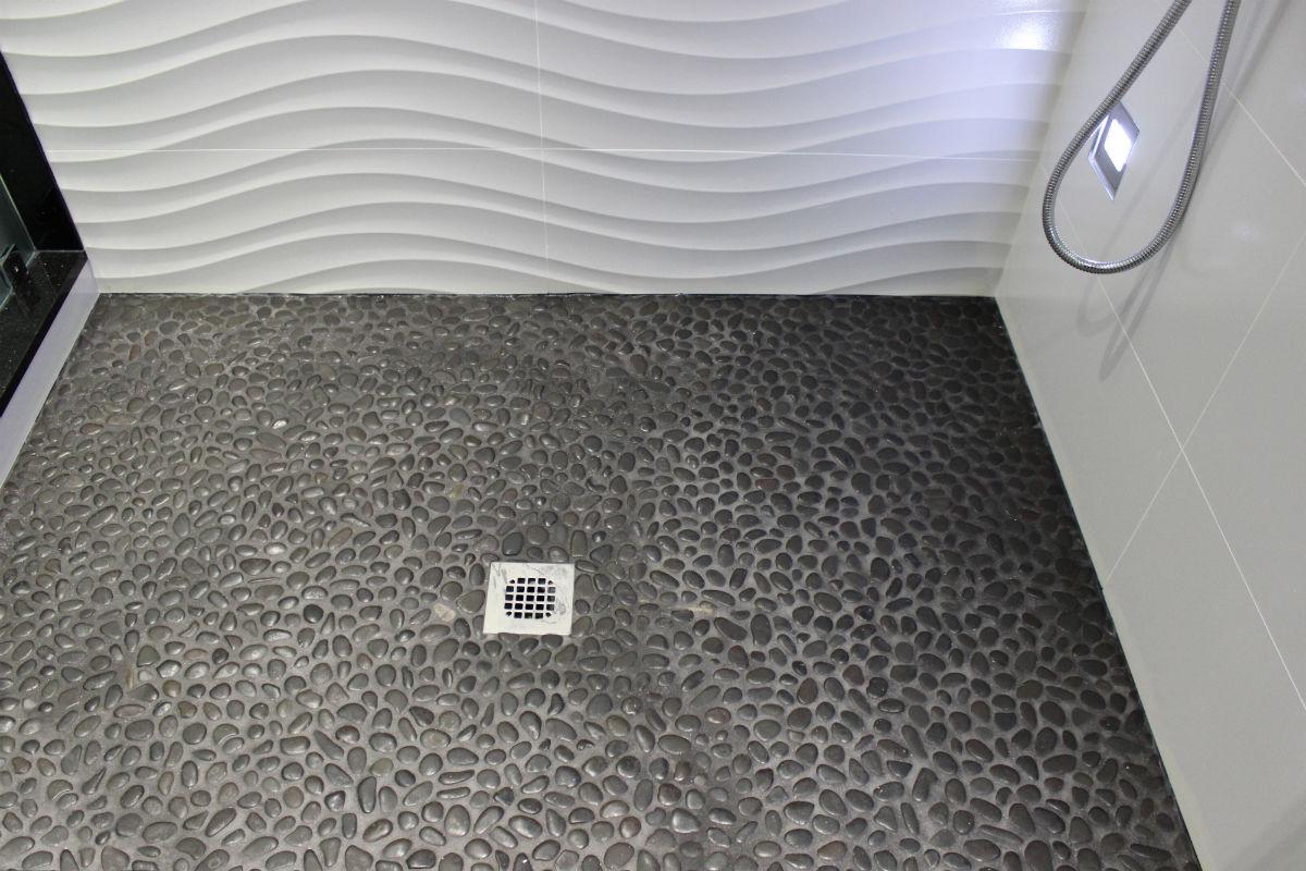 Shower Stone Floors