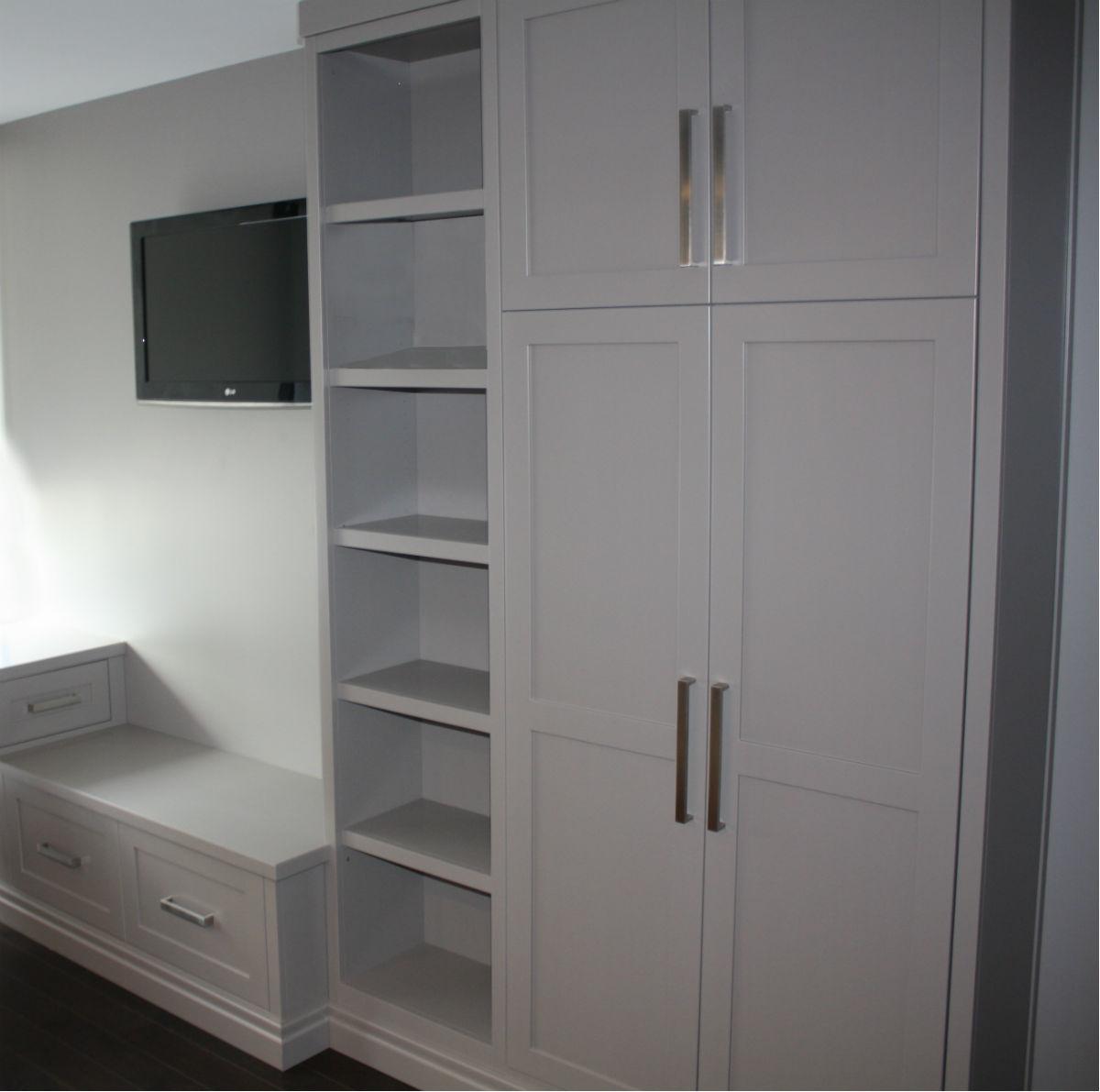 TV Rec Room Builtin