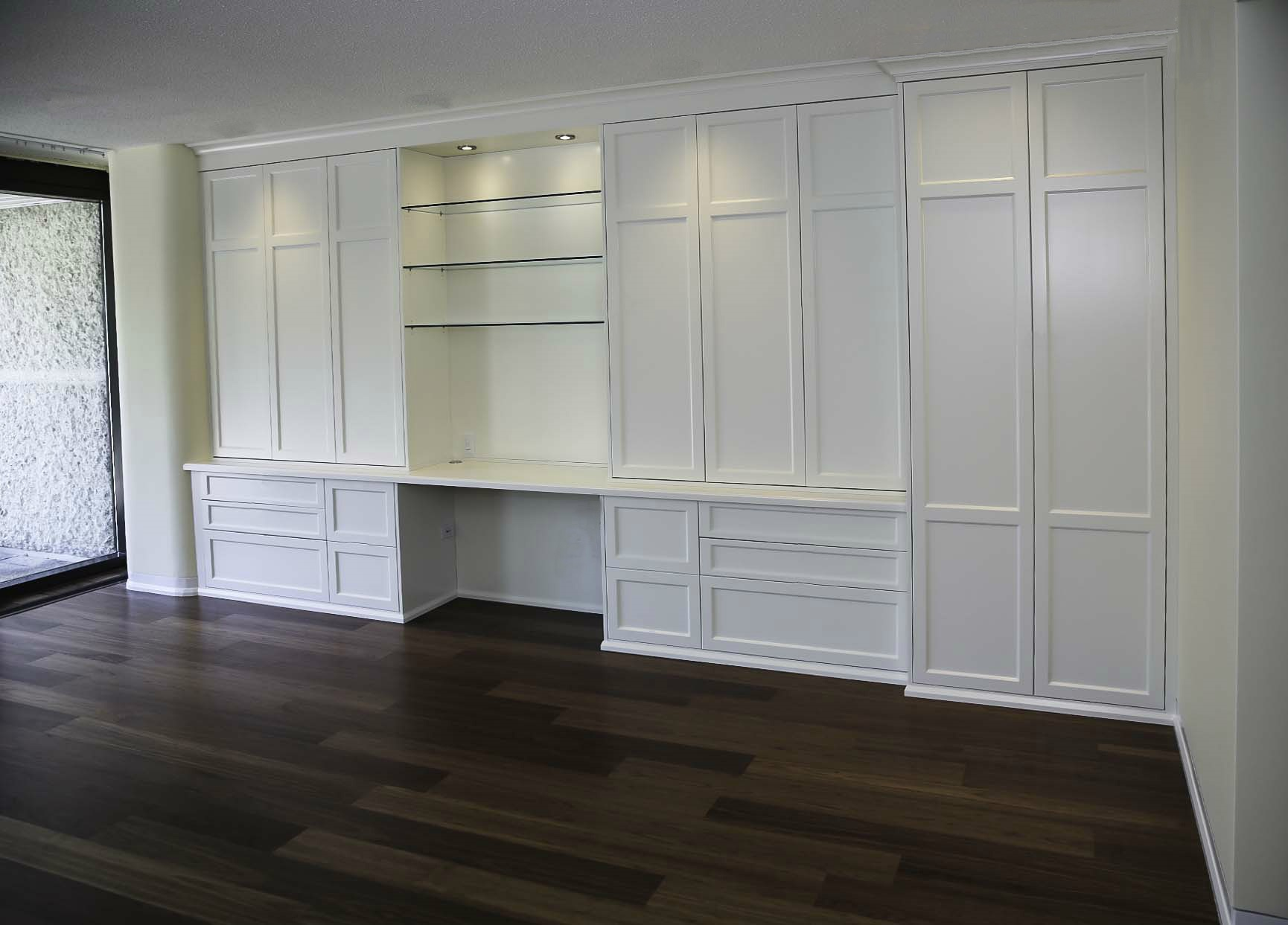 Custom Office Wallunit