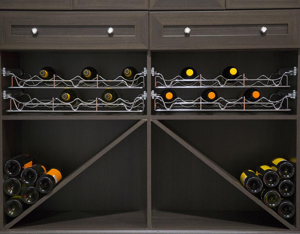 Wine Bottle Storage