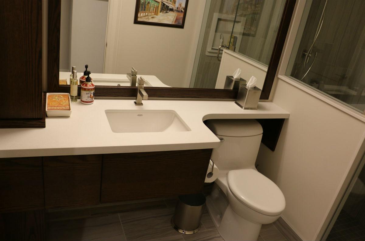 Toronto Condo Bathroom Vanity