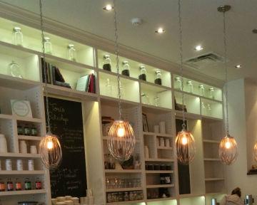 Store Display Shelves