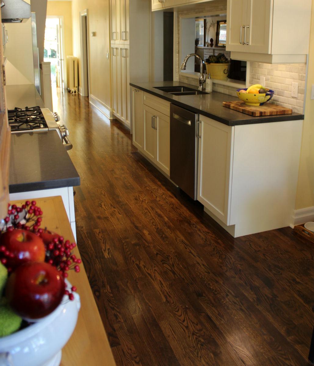 Hardwood flooring kitchen toronto custom concepts for Burlington wood floors