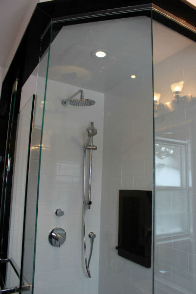 Toronto Bathroom Shower Reno