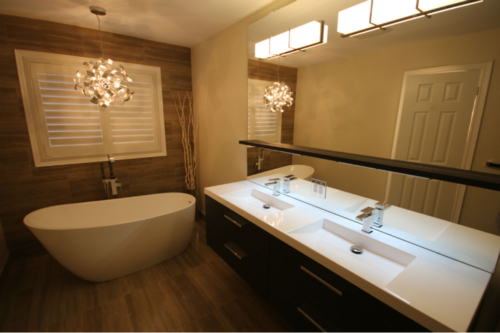 Oakville Bathroom Remodel