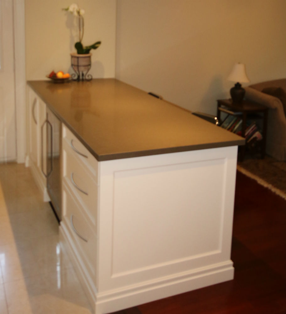 Kitchen Island Picture