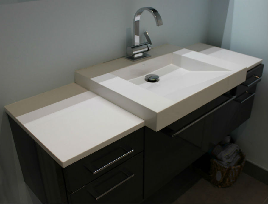 Shared Bathroom Vanity