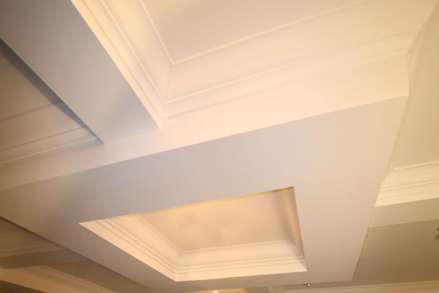 Burlington Ceiling Crown Trim Toronto Custom Concepts