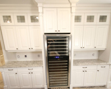 Kitchen Wine Fridge