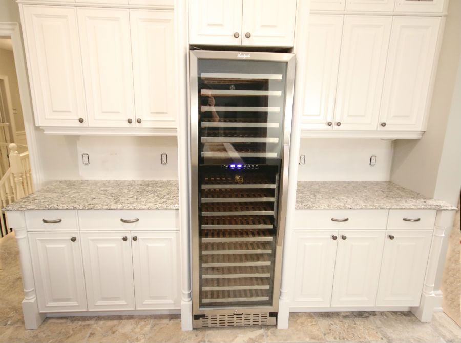 Burlington Kitchen Wine Fridge