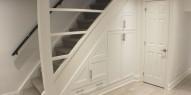 Toronto Staircase Storage