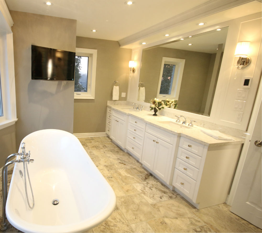 Bathroom Master Ensuite TorontoCC