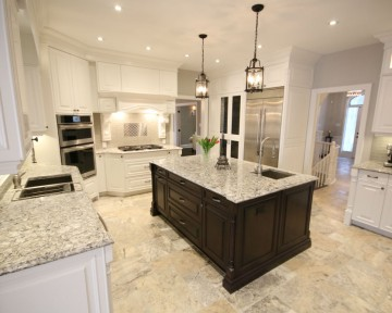 Custom Kitchen Island Toronto