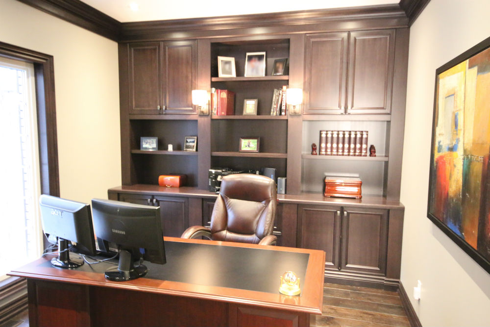 Office Builtin Wallunit Toronto