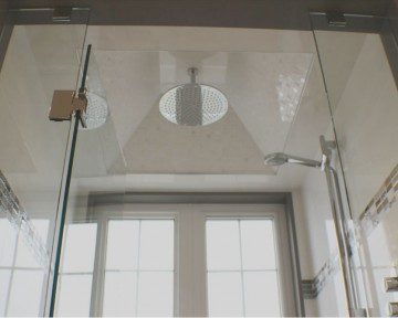 Toronto Bathroom Glass Shower
