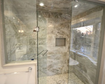 Toronto Bathroom Shower Renovation