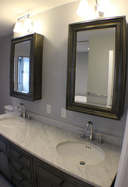 Bathroom Double Sinks Toronto