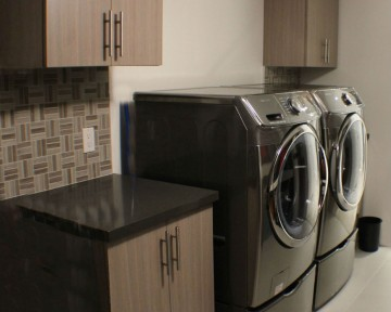 Toronto Laundry Room Renovation