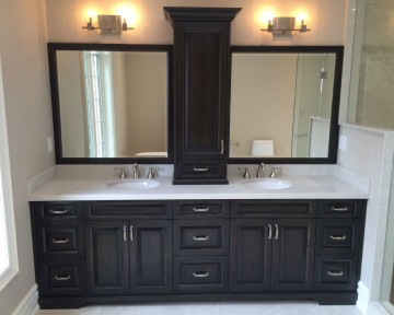Toronto Double Bathroom Vanity