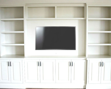 Toronto Wall Unit TV