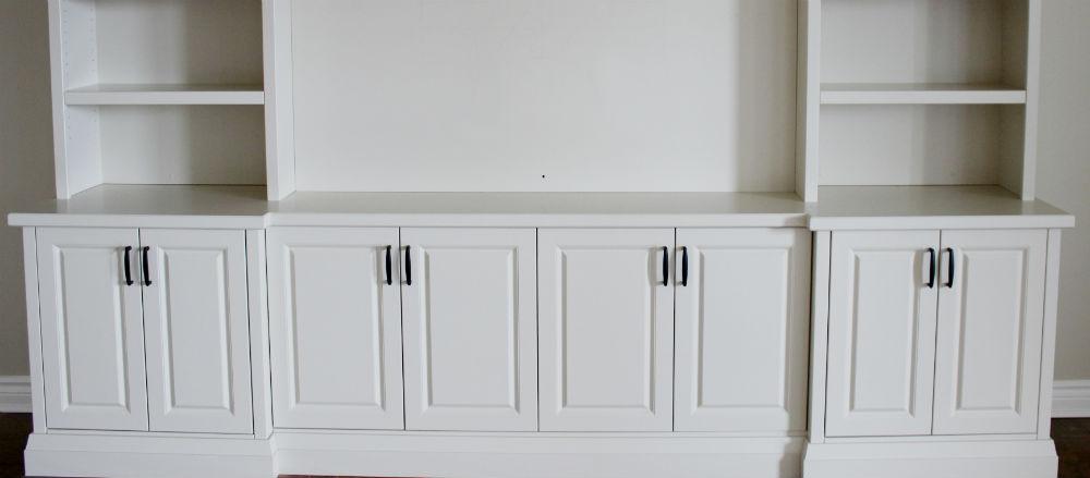 Toronto Wallunit Cabinets