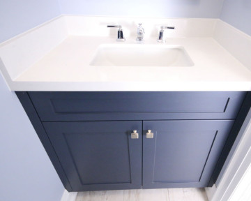 Burlington Bathroom Cabinets