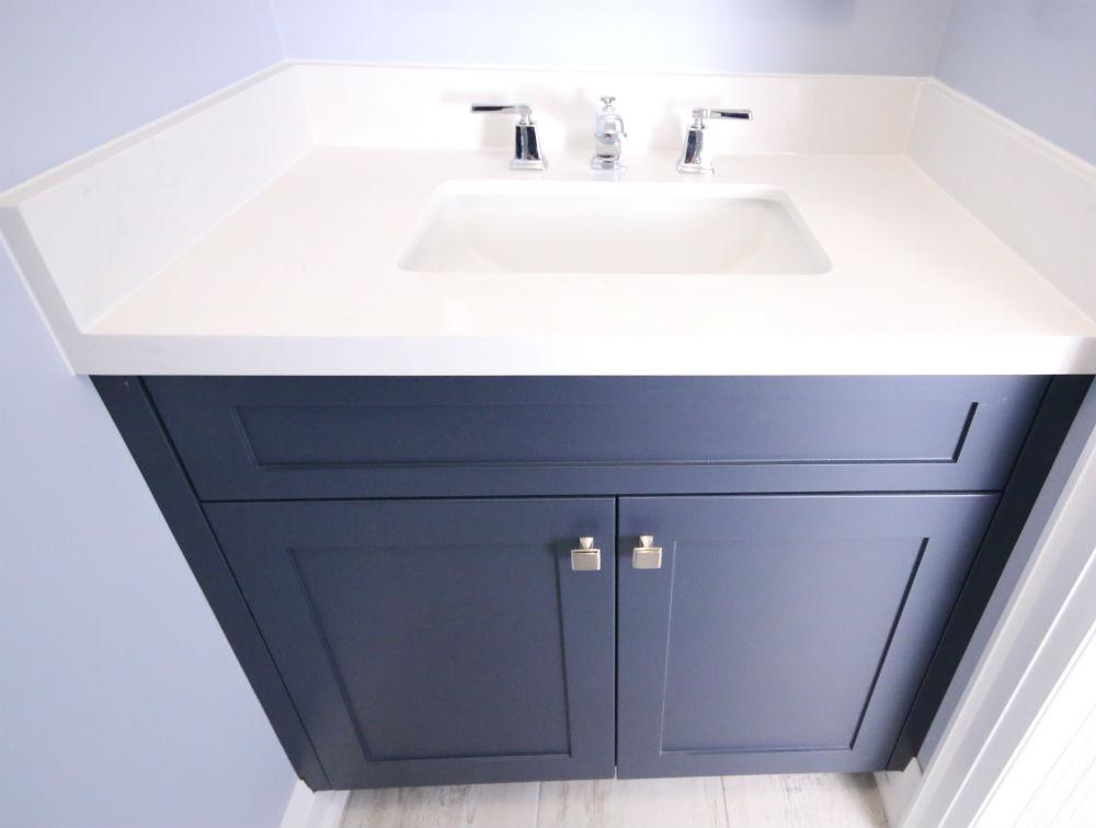 Burlington Bathroom Cabinets