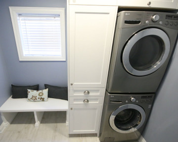 Burlington Laundry Room Renovator